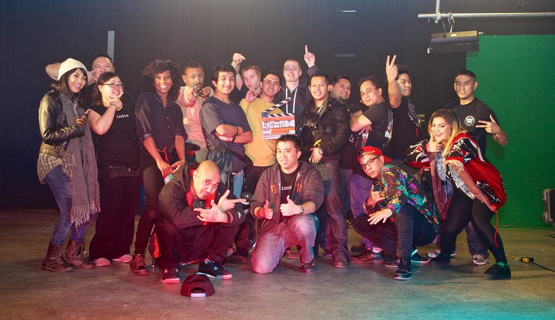Books Music Video Production Crew