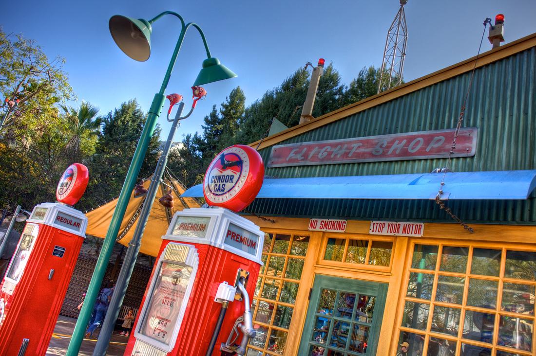 Cali-Adventure Flight Shop